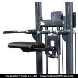 Chin/DIPの援助(M7-1010)のための体操装置の適性装置