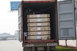 Упаковка алюминиевой составной панели деревянная