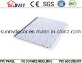 Plafond de PVC d'impression de panneaux de mur de PVC et panneau de mur imperméables à l'eau
