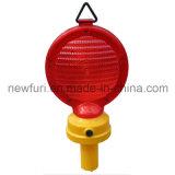 Luz de advertência da luz da barricada do diodo emissor de luz do farol intermitente do tráfego do preço de fábrica