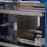 Volle automatische Wasser-Flasche formt Spritzen-Maschine vor