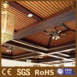 Techo de madera superventas del PVC del compuesto WPC del material de construcción para la venta al por mayor