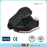 Chaussures sportives en gros d'hommes avec Outsole en caoutchouc durable
