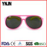 Gafas de sol de promoción de alta calidad de goma para niños