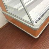 Refrigerador Refrigerated do indicador da fruta do refrigerador do indicador de Multideck para a venda