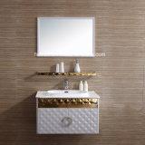 Vanità moderna popolare 081 della stanza da bagno dell'acciaio inossidabile
