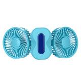 Kreativer und beweglicher mehrfacher Köpfe USB-Ventilator des Winkel-2