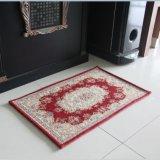 高密度編むジャカードドア・マットの居間のカーペット