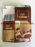 脂肪質のコーヒーベストを焼き付ける減量のコーヒーは重量の製品を失う