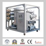 Zja Nebenstelle-Industrie-in der zweistufigen hohe Leistungsfähigkeits-Transformator-Öl-Vakuumöl-Reinigungsapparat-Maschine