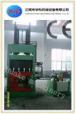 La laine verticale hydraulique complète la presse