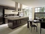 Конструкции кухни сладостной конструкции хорошего качества стеклянной малые