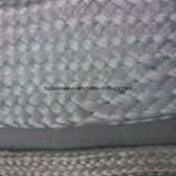 Gainer tressé de fibres de verre d'isolation thermique d'E-Fibre de verre