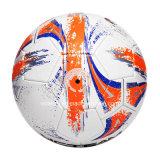 Buena bola costura material de TPU de fútbol personalizado