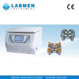 À vitesse réduite Individu-porter la centrifugeuse en équilibre 5000rpm, 4390&times ; G
