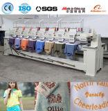 """Máquina principal del bordado del casquillo del anuncio publicitario 8 de Wonyo con """" pantalla táctil 8"""
