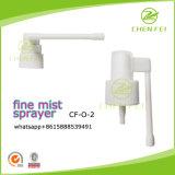 Do pulverizador plástico da névoa do uso CF-O-2 médico pulverizador oral