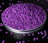 Heißer Verkauf purpurrotes Masterbatch für Einspritzung