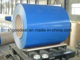 El acero galvanizado prepintado enrolla (PPGI)