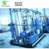 unità appiattita di disidratazione del gas naturale di capienza 1000nm3/H