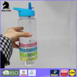 Shine-Silikon-Band-Wasser-Flasche