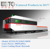 두 배 테이블 (EETO-FLX3015)를 가진 500W Ipg CNC Laser 기계