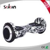 Motorino dell'equilibrio di auto della batteria di litio di Samsung delle 2 rotelle (SZE6.5H-2)
