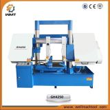 Tipo máquina de Sawing Gh4250 da precisão da coluna do dobro com Ce