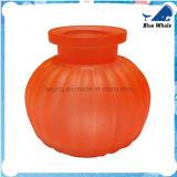 Kleine Oranje Rokende Waterpijp Shisha