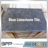 Verkoop van Hote poetste de Chinese Blauwe Tegels van het Kalksteen voor Keuken op