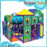 Equipamentos internos do jogo do campo de jogos dos miúdos da esteira macia creativa para a venda