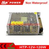 12V-120W alimentazione elettrica non impermeabile costante di tensione LED