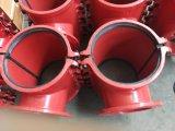 Heißer klopfender Sattel P400X300 für PET, Belüftung-Rohrleitung