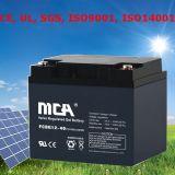Batterie profonde del ciclo del recupero di batteria di energia solare 12V con la garanzia di cinque anni