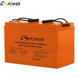Batterie d'acide de plomb solaire de la batterie 12V100ah d'UPS pour le panneau solaire
