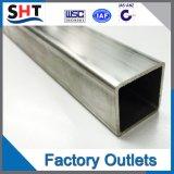 AISI316L nahtloses rostfreies quadratisches Stahlgefäß