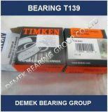Rolamento de pressão T139 do rolo do atarraxamento de Timekn Torrington
