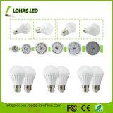 E27 B22 3W-15W 세륨 RoHS를 가진 플라스틱 LED 전구