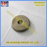Pièces de estampage rondes de fabrication avec ISO9001-2008 (HS-MT-0012)