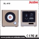Xl-410 Spreker van het Systeem van de Desktop 4inch van de Opbrengst van de fabriek de Actieve Correcte