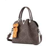 Nuova signora Leather Handbag (9909) del Tote del sacchetto delle donne del progettista