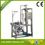 Extractor del petróleo esencial del jengibre del vapor de agua