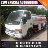 De goede Auto van de Tank van de Brandstof van de Tank van de Carrier van de Olie van Isuzu 5000L van de Verkoop 4mt