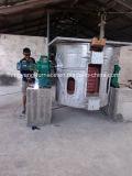 Spezielle Induktions-schmelzende Maschine für das Edelstahl-Schmelzen (GW-750KG)