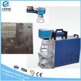 La contaminazione della vernice della ruggine di Oidation dell'olio del laser di rimozione della ruggine del laser colloca l'oggetto d'antiquariato di ceramica, sostituisce la macchina di pulizia