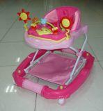 Marcheur pliable de bébé de qualité avec la musique et les lumières (CA-BW204)
