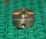 CNC, der maschinelles Teil für automatisches Geräten-Zusatzgerät prägt
