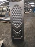 Популярный в стальном рынке Штампованная стальная дверная кожа