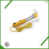 Luz barata australiana del trabajo del amarillo de la herramienta