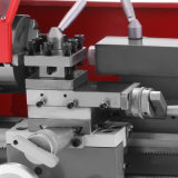 mini máquina horizontal del torno de la mini máquina del torno 7X12inch